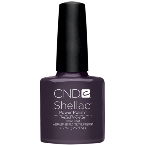 Shellac Vexed Violette 7,3 мл