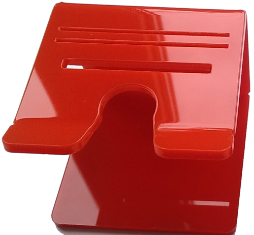 Stand for Stamping Set Red