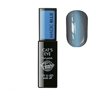 Gel Polish Cats eye Magic blue 8мл