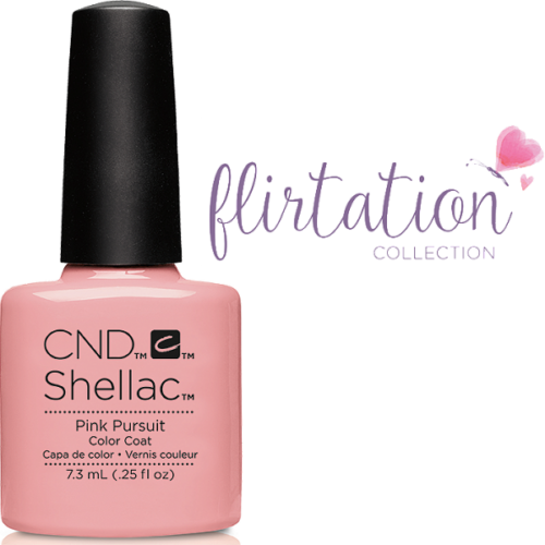 Shellac Pink Pursuit 7,3 мл