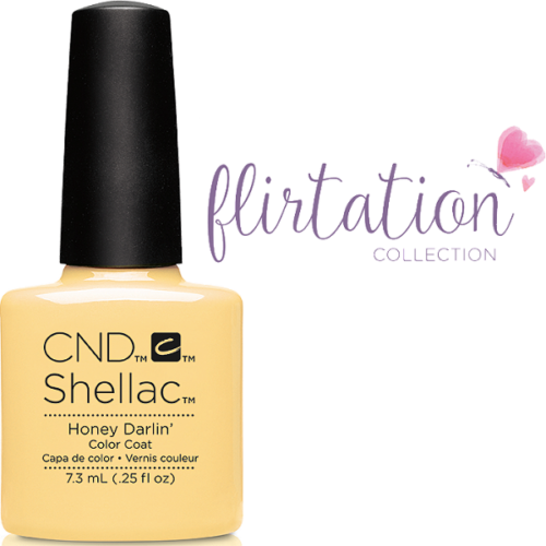 Shellac Honey Darlin 7,3мл