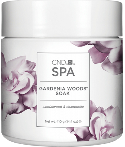 SPA Gardenia Woods Soak 410 г
