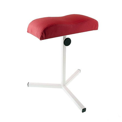 Pedicure Stand Red