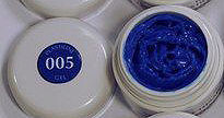 Gel Plastiline Blue 5 гр
