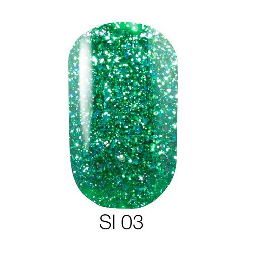 Gel Polish Self Illuminated Collection SI 03 6мл
