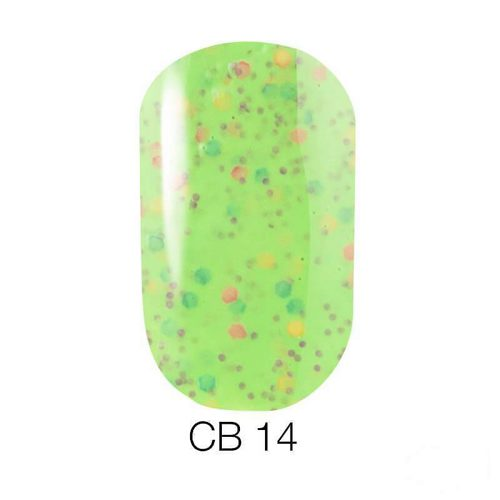 Gel Polish Candy Bar № CB 14 6мл