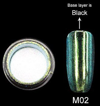 Mirror Powder Green 2 гр