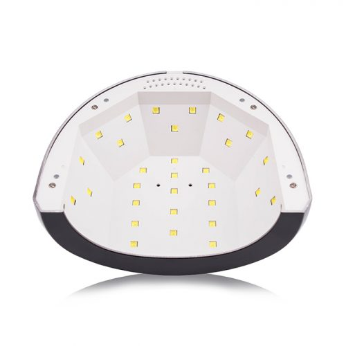 SUNone Professional LED Nail Lamp Black 48 Вт