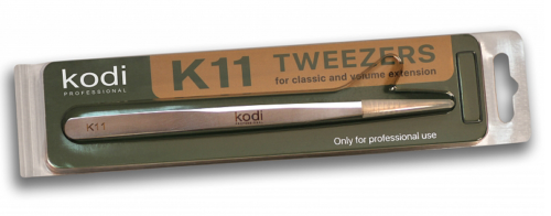 Tweezers for Eyelashes Extension K11