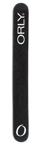 Tough Black Nail File for Strong Nails 180 Грит