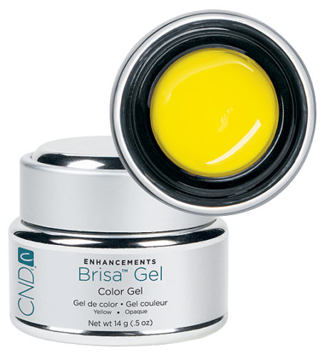 Yellow Opaque Sculpting Gel 14 г