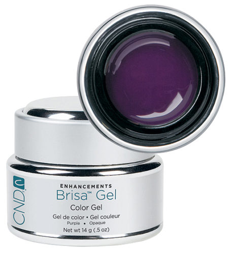 Purple Opaque Sculpting Gel 14 г