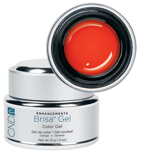 Orange Opaque Sculpting Gel 14 г