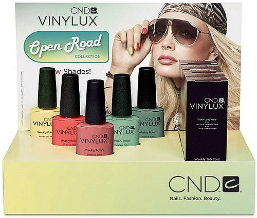CND Vinylux Open Road Collection