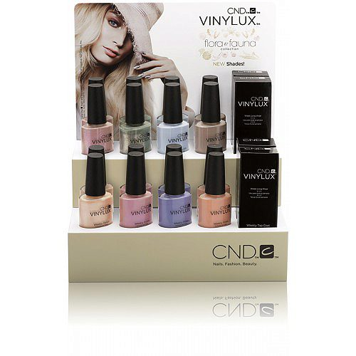 CND Vinylux Flora and Fauna Collection