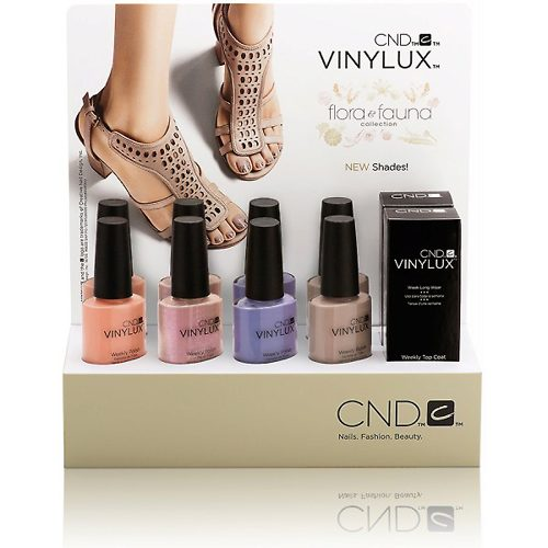 CND Vinylux Flora and Fauna Collection №2
