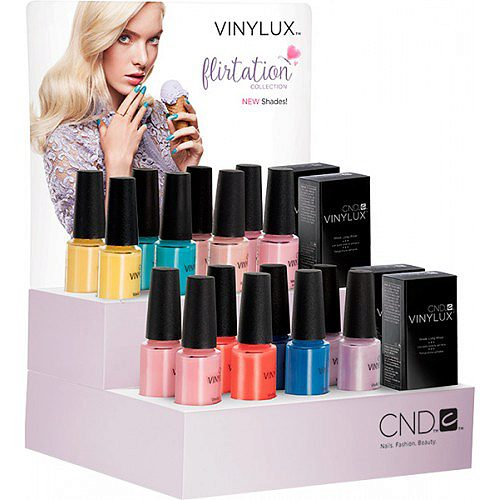 CND Vinylux Flirtation Collection №1