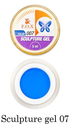 3D Sculpture Gel 007 5 мл