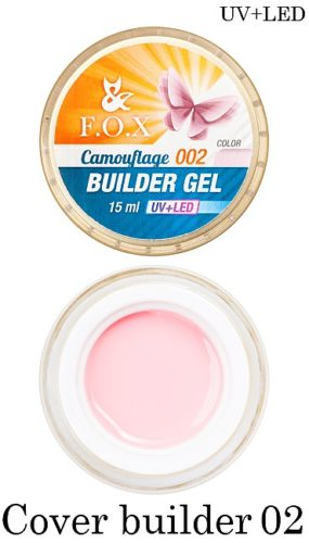 Cover Camouflage Builder Gel 002 15 мл