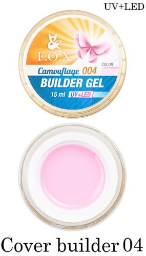Cover Camouflage Builder Gel 004 15 мл
