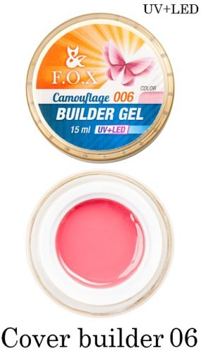 Cover Camouflage Builder Gel 006 15 мл