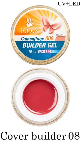 Cover Camouflage Builder Gel 008 15 мл