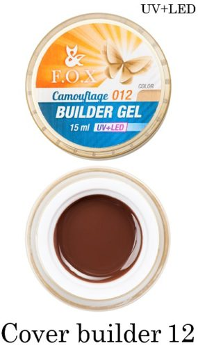 Cover Camouflage Builder Gel 012 15 мл