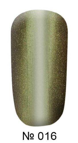 Gold Cat Eye Gel Polish 016 6 мл