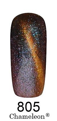 Gel Polish Gold Chameleon №805 6 мл