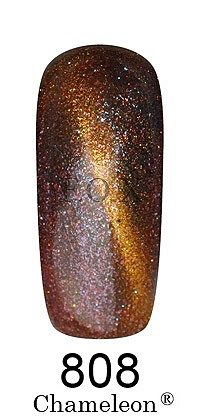 Gel Polish Gold Chameleon №808 6 мл