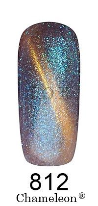 Gel Polish Gold Chameleon №812 6 мл