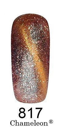 Gel Polish Gold Chameleon №817 6 мл