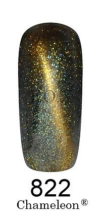 Gel Polish Gold Chameleon №822 6 мл