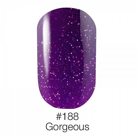 Gel Polish №188 Gorgeous 6 мл
