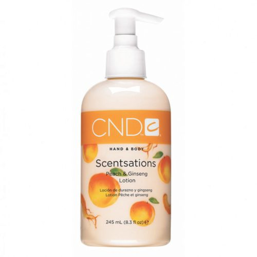 Scentsations Peach & Ginseng Lotion 245 мл