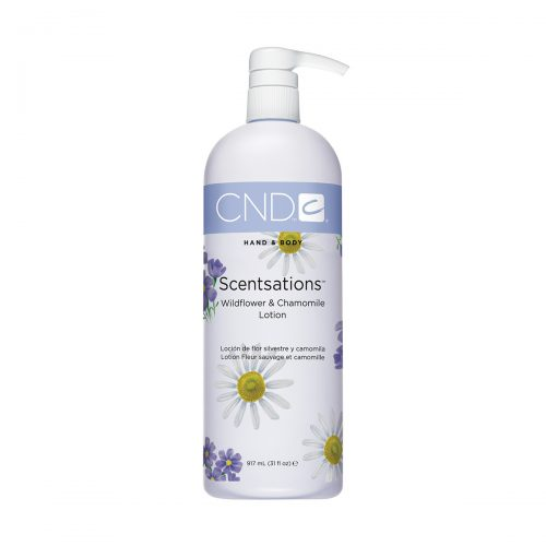Scentsations Wildflower & Chamomile Lotion 917 мл