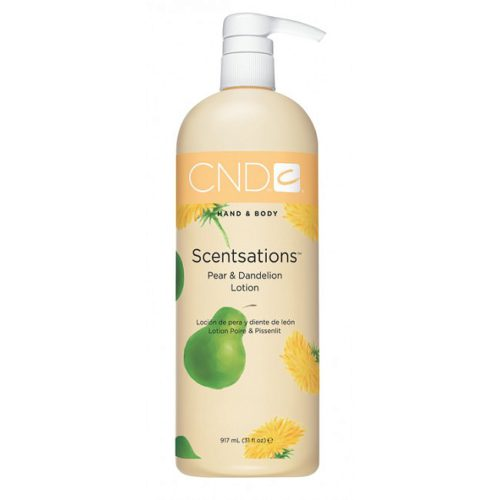 Scentsations Pear & Dandelion Lotion 917 мл