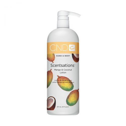 Scentsations Mango & Coconut Lotion 917 мл