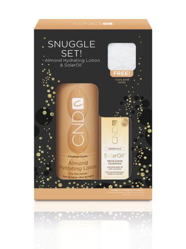 Almond Spa Manicure Snuggle Set