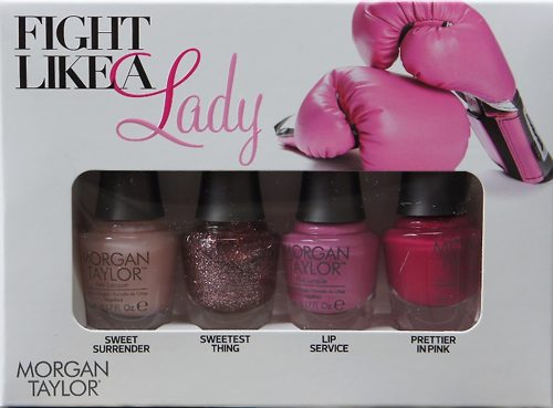 Fight Like A Lady Mini 4pk