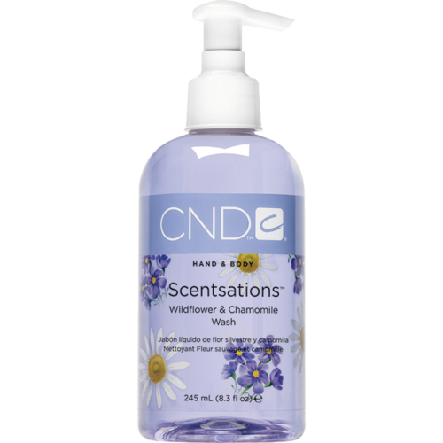 Scentsations Wildflower & Chamomile Wash 245 мл