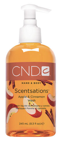 Scentsations Apple & Cinnamon Wash 245 мл