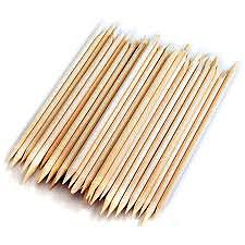 Short Sticks for Manicure 100