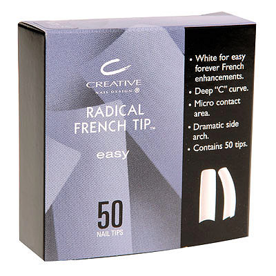 Radical French Tips №10