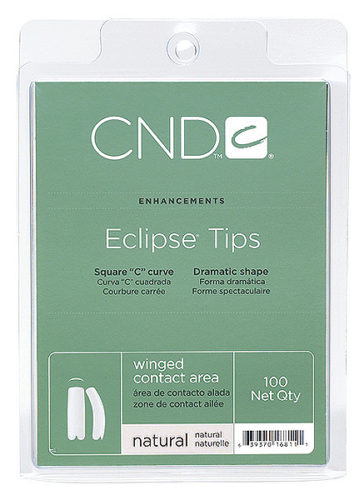 Natural Eclipse Tips 100 шт