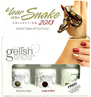 Gelish Year Of The Snake 2013
