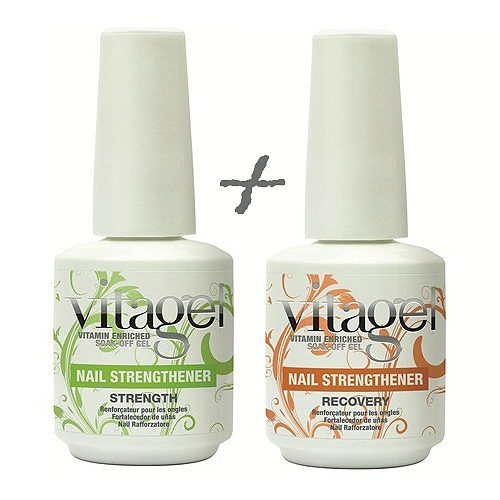 VitaGel Strength + VitaGel Recovery