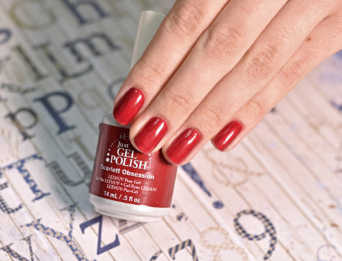 Just Gel Polish Scarlett Obsession 14 мл