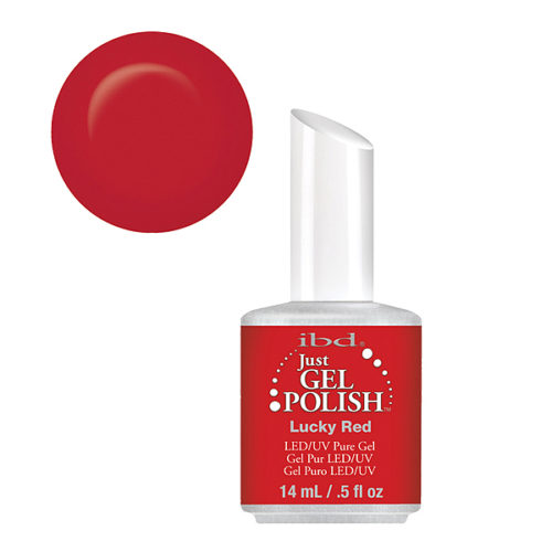 Just Gel Polish Lucky Red 14 мл
