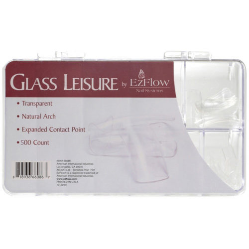 Glass Leisure Tips 500 шт